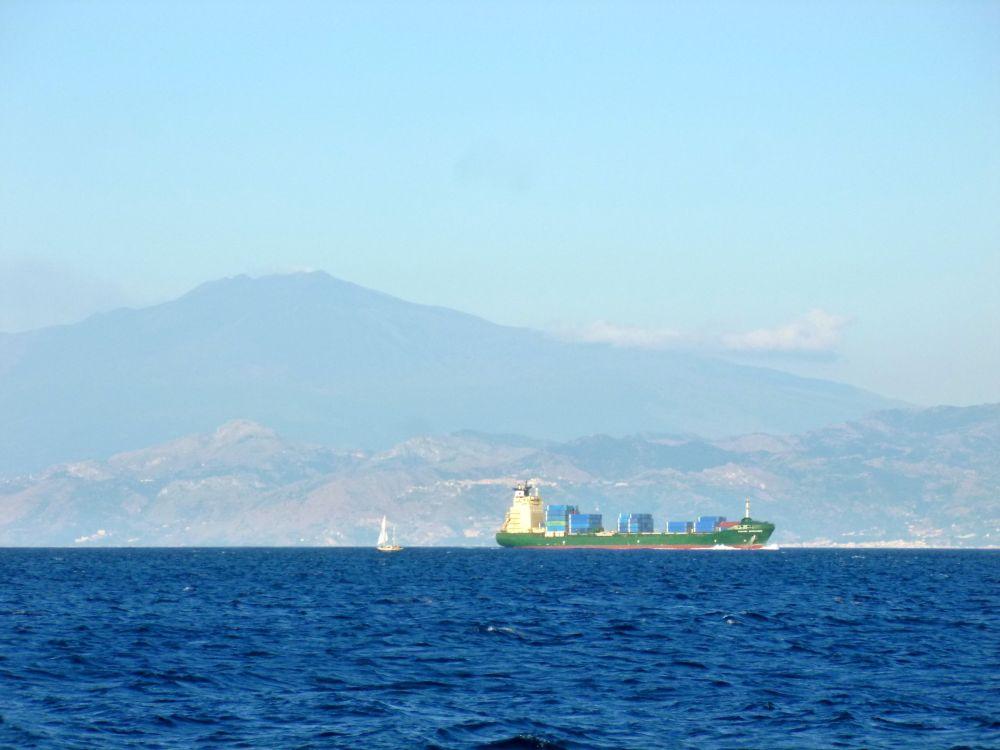 Delfiner i Joniska havet / Dolphins in the Ionian sea (2/6)