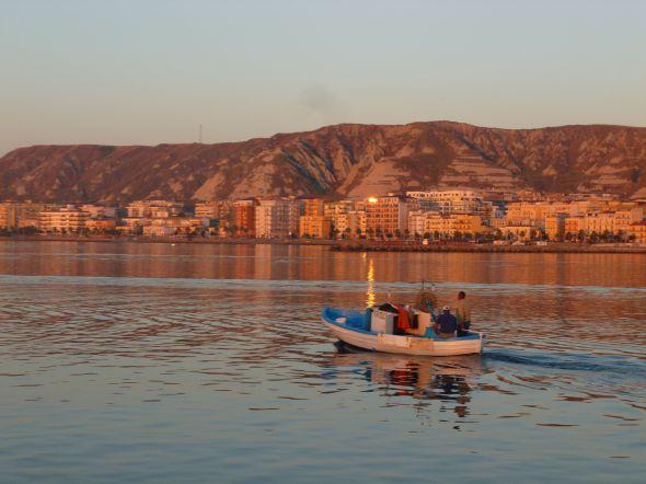 Morgon i Crotone