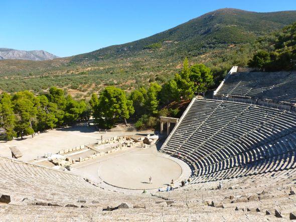 Amfiteatern i E
