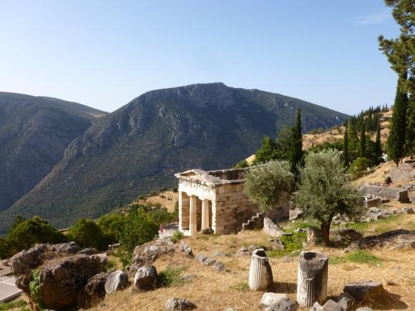 Atenarnas skattkammare