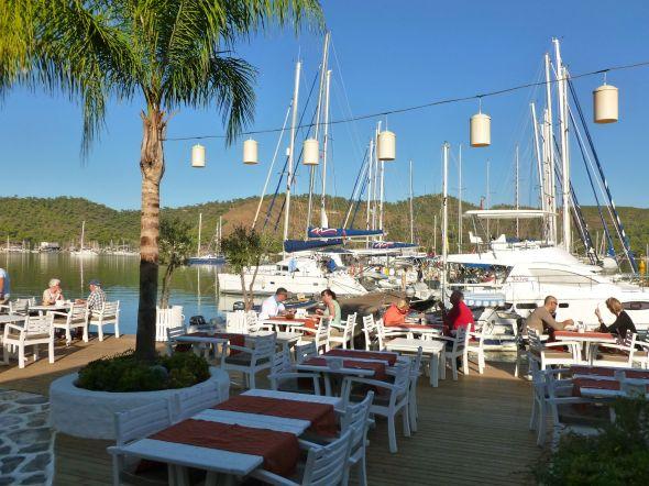 Yacht Classic Hotel & Marina i Fethiye