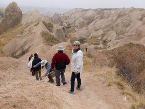 Promenad till Üzümlü grottkyrka före hemfärden