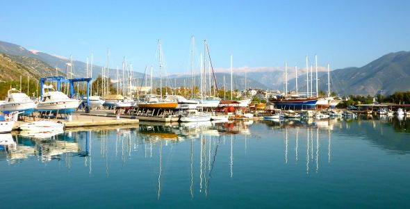 Båtupptagningsplatsen
