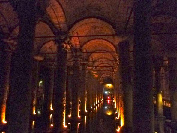 Basilika cisternen