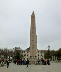 obelisk på hippodromen