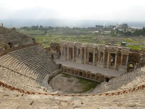 Amfiteatern i Hierapolis