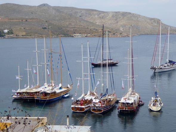 Guleter i Agia Marina