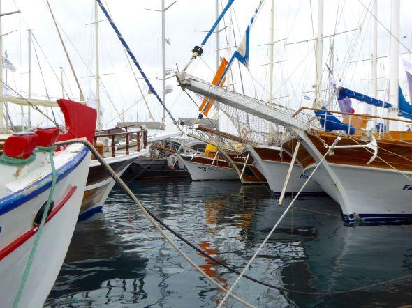 Guletfestival i Agia Marina