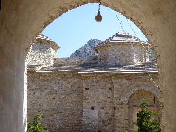 Klostret Moni Vronta
