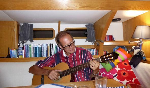 Gitarr utan sträng