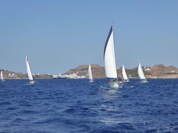Start från Patmos